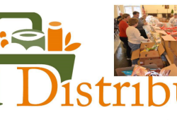 food distribution logo