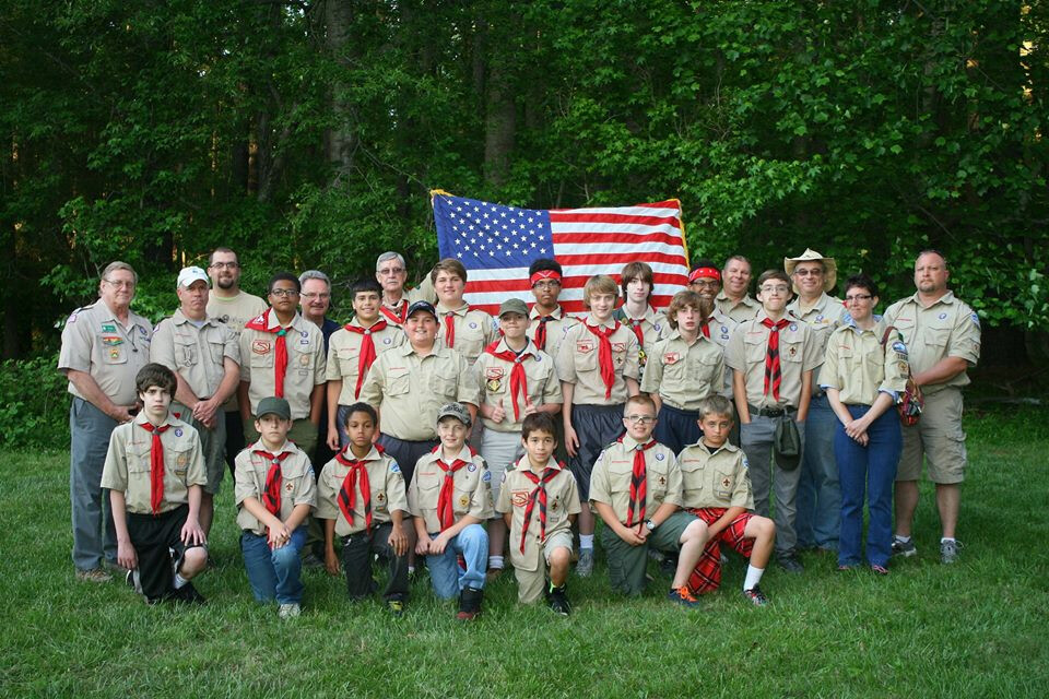 MSP BSA Troop 1684 Meeting