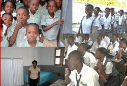 Haiti School Nurse Project