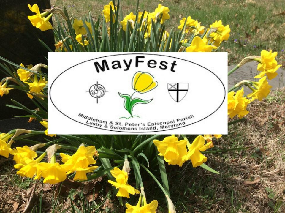 MayFest Indoor Yard Sale