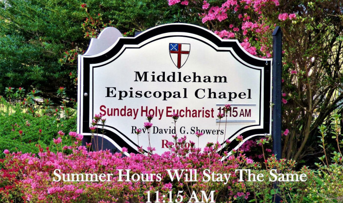 Summer Hours Middleham Chapel