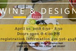 Wine & Design banner