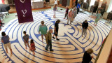SELF-GUIDED INDOOR LABYRINTH WALK