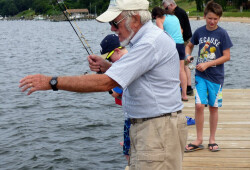 Friends and Family Day 2018 event drum point 42