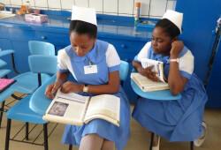 HAITI nursing school