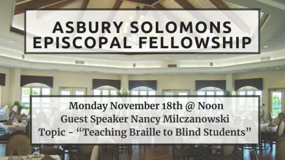 Asbury Episcopal Fellowship