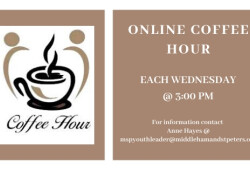 online coffee hour
