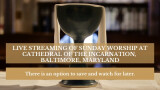 Holy Eucharist @ Cathedral of the Incarnation @ 11 AM