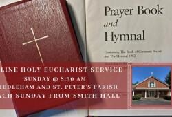 MSP Online Holy Eucharist Service