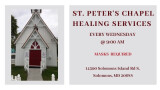 Holy Eucharist and Healing Service